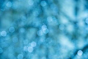 blå gnistrande bakgrund foto