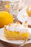 amerikansk citronkaka foto