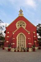 protestant kyrka foto