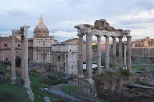 romerskt forum, Rom foto