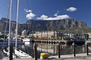 Kapstadens hamn foto