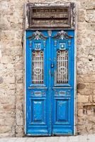 tel aviv dörr foto