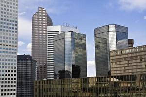 skyskrapor i denver foto