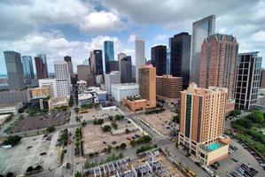 staden Houston foto