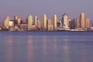 san diego skyline foto