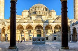 suleymaniye moské i istanbul, Turkiet