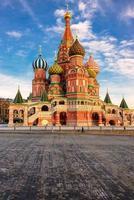 helgonbasilkatedralen, Moskva foto