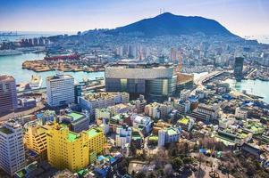 busan, Sydkorea foto