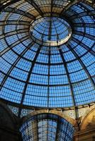 vittorio emanuele ii gallery, milan foto