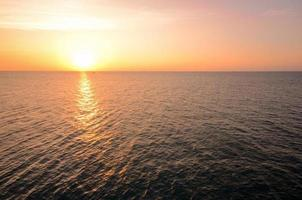 solnedgång himmel bakgrund foto