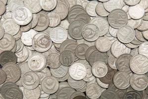 gamla ryska pengar foto