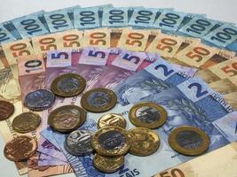 brasilianska pengar 020 foto