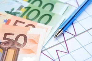 europeisk ekonomisk tillväxt foto