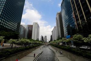 gwanghwamun square foto