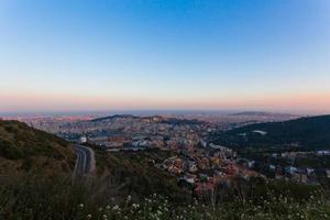 utsikt över Spanien foto