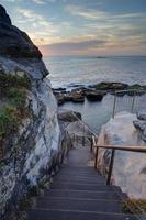 giles badar rockpool coogee sydney australia foto