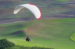 tandem paragliders foto
