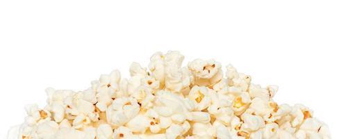 popcorn på nära håll foto