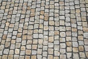 mosaik på nära håll