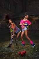 sportkvinnor foto