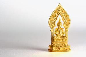 thailändsk amulett foto