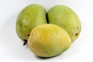 stäng upp mango