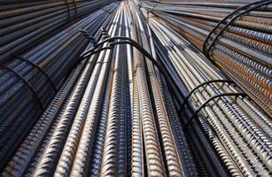 metalltråd - närbild foto