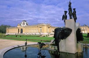 musée royale de l'afrique centrale foto