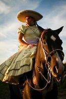 cowgirl foto