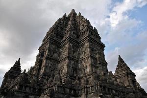 prambananska unesco hinduism tempel ruiner indonesia kultur java foto