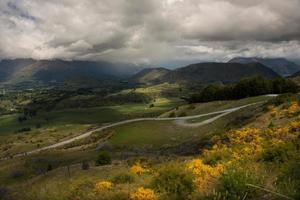 landskap i Nya Zeeland foto