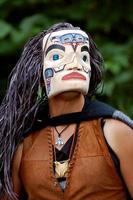 tlingit inidian foto