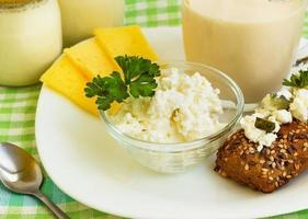 mejerifrukost foto