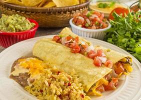 mjuk nötkött tacos