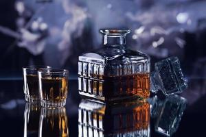 whisky karaff foto