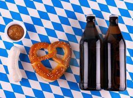 Jag älskar öl - München oktoberfest-koncept foto