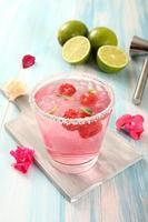 färgstark cocktail