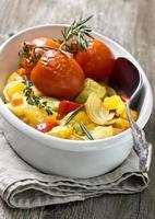 rostade grönsaker foto