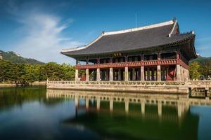 gyeongbokgung palats foto