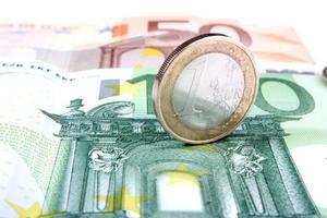 europeisk valuta foto