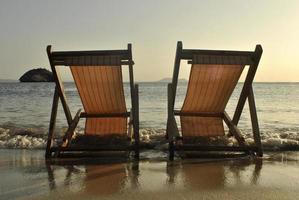 livstid för tropisk semester foto