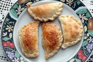 empanadas criollas argentinas foto