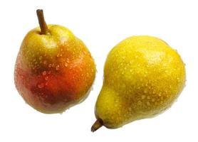 två päron foto