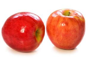röda jazz äpplen foto
