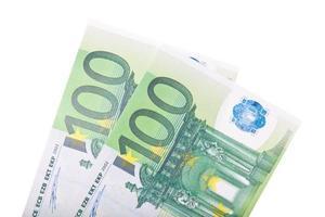 två hundra euro foto