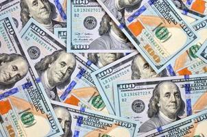 dollar bakgrund foto