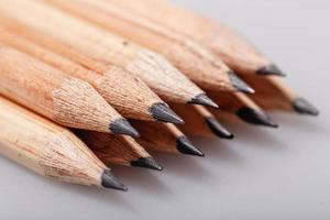 grafitpennor foto