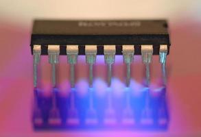 teknikens färg foto