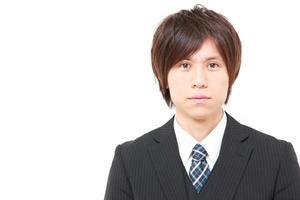 japansk affärsman foto
