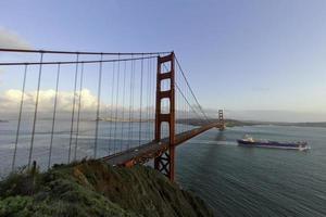 Golden Gate-bron foto